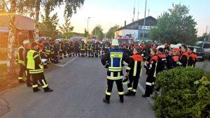 FW Übung Aktive Wehr: Erste Hilfe / Sofortmaßnahmen @ FW-Haus Ried